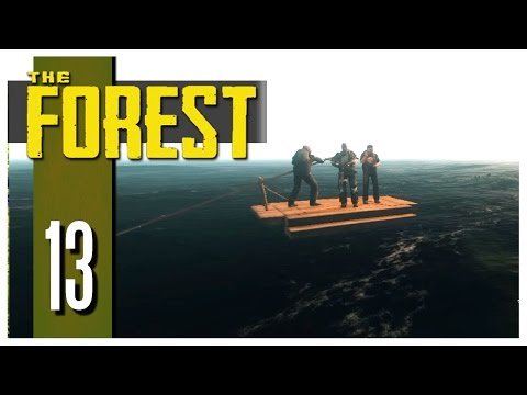 The Forest - S02E13 : THE EPIC PISTOL QUEST!
