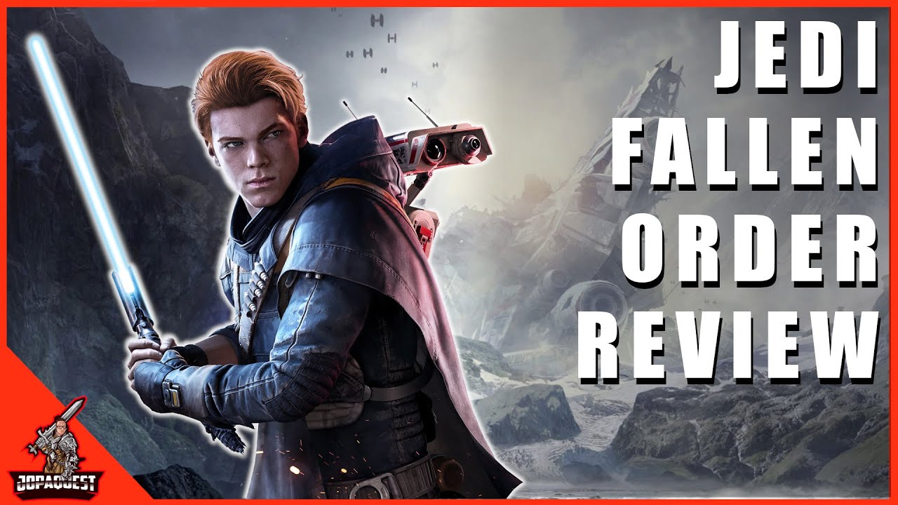 Download Star Wars Jedi: Fallen Order Review - Finally A Good Star Wars Game?
