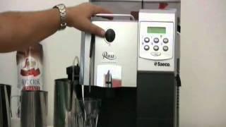 מכונת קפה קפוצ'ינו סאיקו רויאל – Saeco Royal