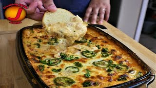 Jalapeno Cheese dip - jalapeno popper filling | easy appetizers - superbowl
