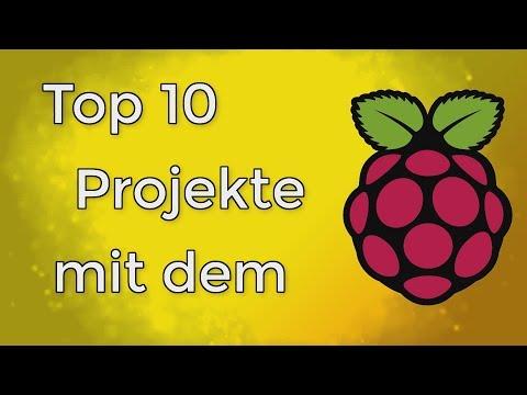 Top 10 Projekte für den Raspberry Pi