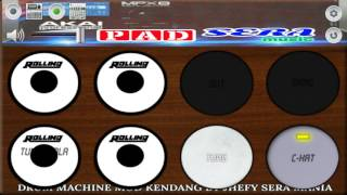 Despacito Via Vallen (Cover) Kendang Android (Drum Machine)