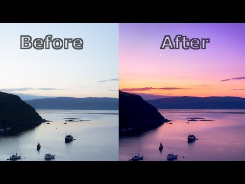 Landscape Photography Post Processing & Editing - Lightroom 5/6 Tutorial - WME #005