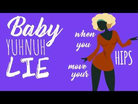 Bad Royale - Company (Hashim & Darnella) [OFFICIAL Lyric Video]