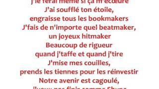 Rohff - Sévère Paroles