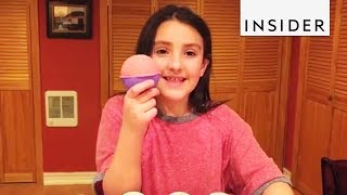 Why this 10-Year-Old Makes Bath Bombs