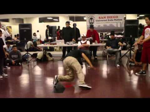Zulu Throwdown 2010: Floor Orphans vs Japan Ninjas
