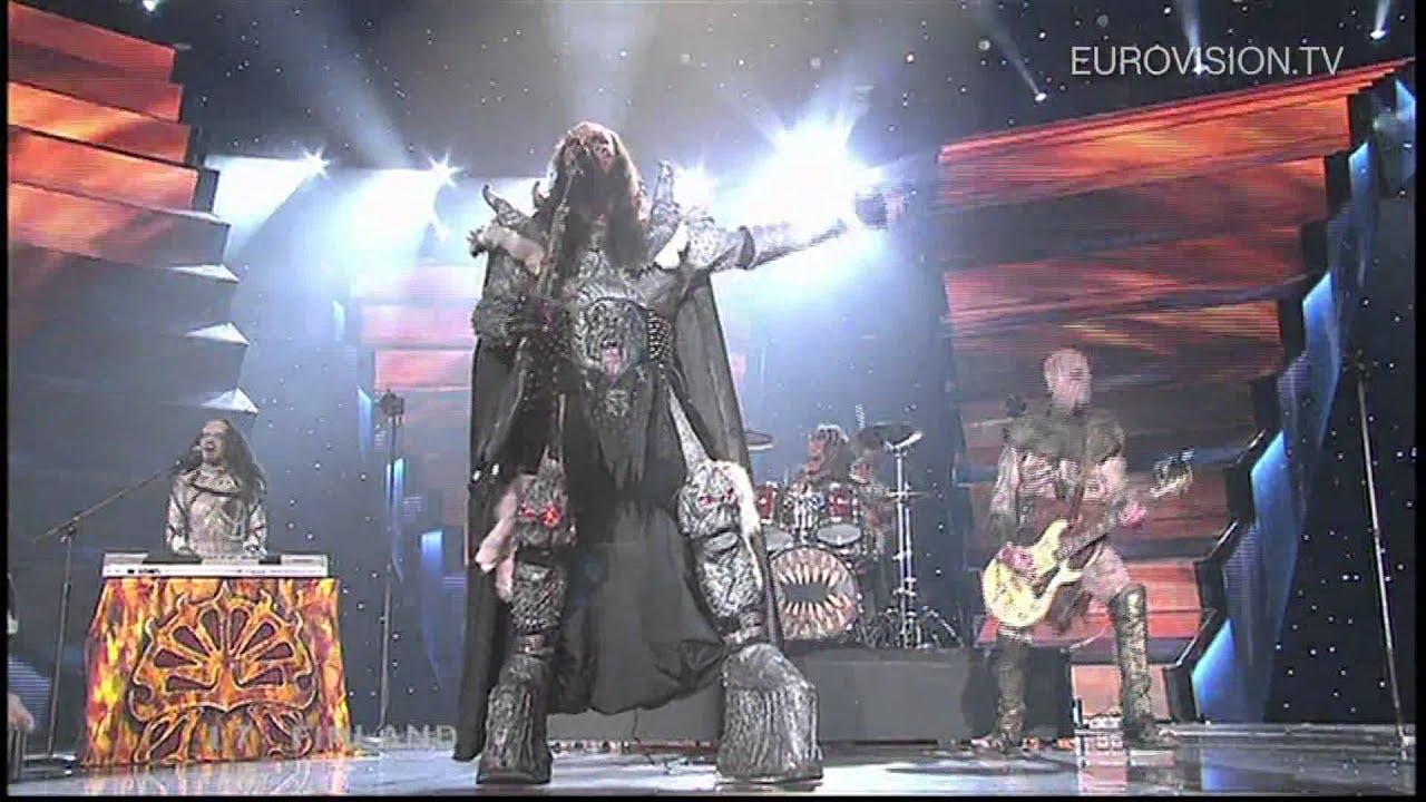 Euroviisut Lordi