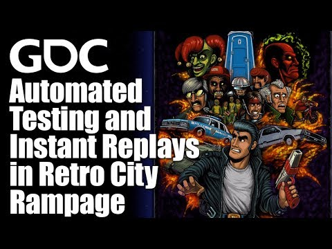Automated Testing and Instant Replays in Retro City Rampage