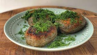 Картофельные Котлеты | Колдуны | Белорусское блюдо | Рецепт | Знаем что готовить!