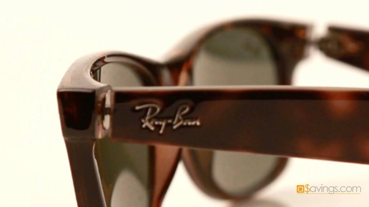 ray ban wayfarer 2140 tortoise 1458  Ray Ban Wayfarer Sunglasses Tortoise