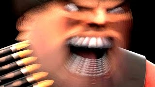 INSANE JUMPSCARE Five Nights At Team Fortress 2 Heavy