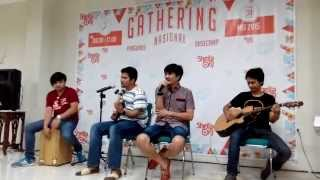 Just Take My Heart by Mr. BIG, Cover by Sheila On 7. Gathering nasi...