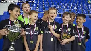 Интервью с победителями Межрегионального турнира по футболу на призы ДФК Колизей