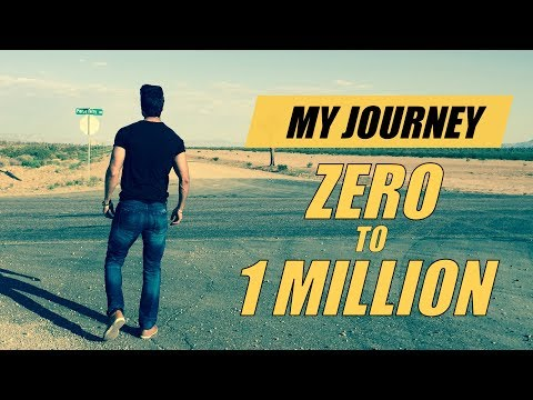 ZERO to 1 MILLION Journey | Guru Mann