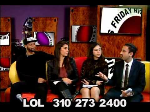 Ledor Vador LIVE on Iran TV Network!
