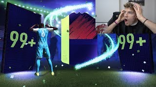 99+ X 2 PLAYER  SBC PACKS!!! - *MY BEST* OVERPOWERED FIFA 18 PACK OPENING!!