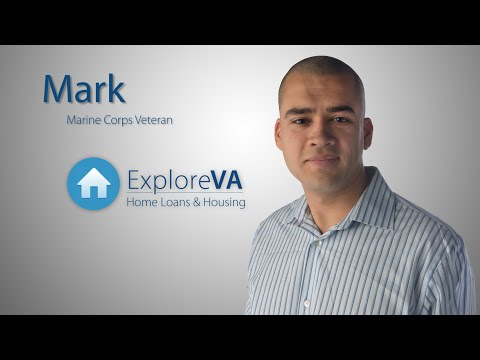 Mark used a VA home loan to give his daughters their dream home.