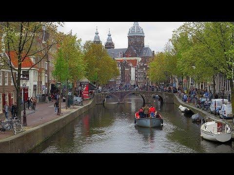 Amsterdam 2017, Niederlande, HD 1080p50