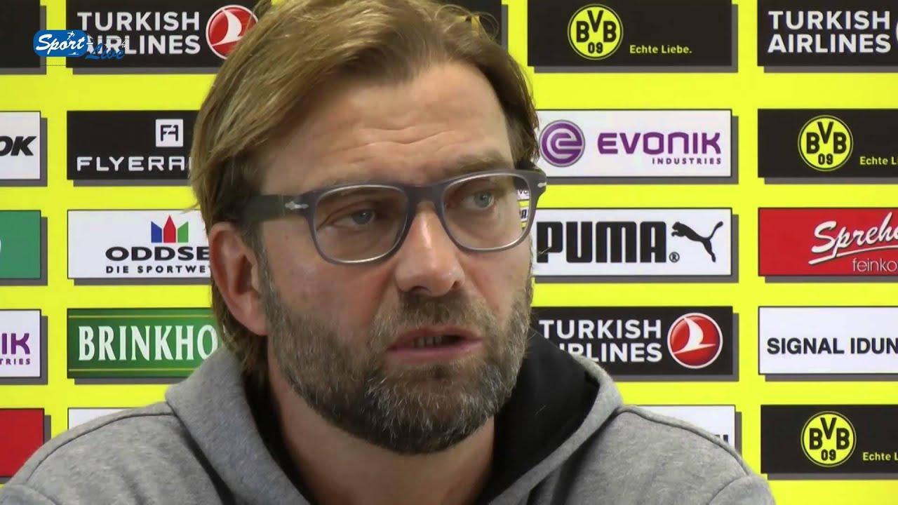 BVB Pressekonferenz vom 22. September 2013 vor dem DFB Pokalspiel TSV 1860 München gegen Borussia Dortmund