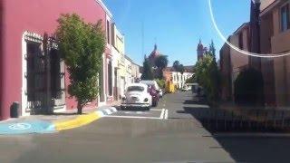 PASEO POR EL BARRIO DEL CALVARIO EN DURANGO MEXICO¡¡