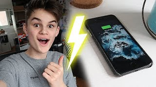 DIY Kabelloses Laden für mein neues iPhone 8 Plus! | Oskar