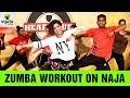 Download Lagu Zumba Workout On NaJa Song | Pav Dharia | Zumba Dance | Choreographed By Vijaya Tupurani.mp3