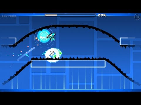 [ Geometry Dash ] Layouts #6 - Scorpion (XXL Extreme Demon) (NoClip)