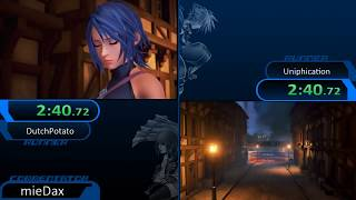 Kingdom Hearts Marathon II - KH 0.2 Beginner Any% Race by Uniphication and DutchPotato