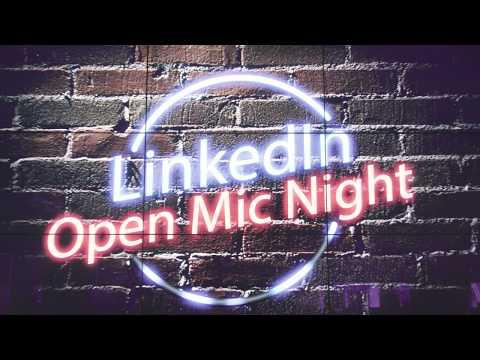 LinkedIn Engineering Open Mic Night