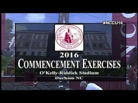 NCCU 127th Commencement Exercises