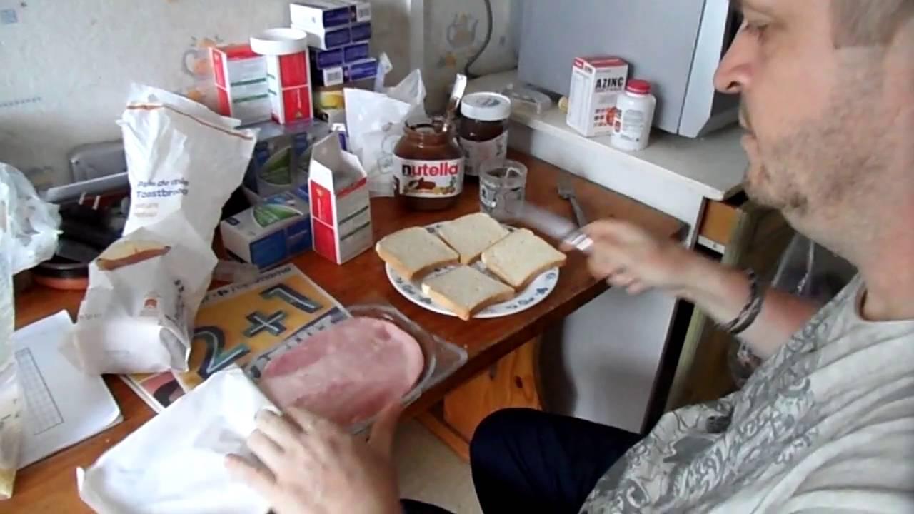 La Cuisine Pour Les Nuls 7 Le Croc Monsieur Youtube