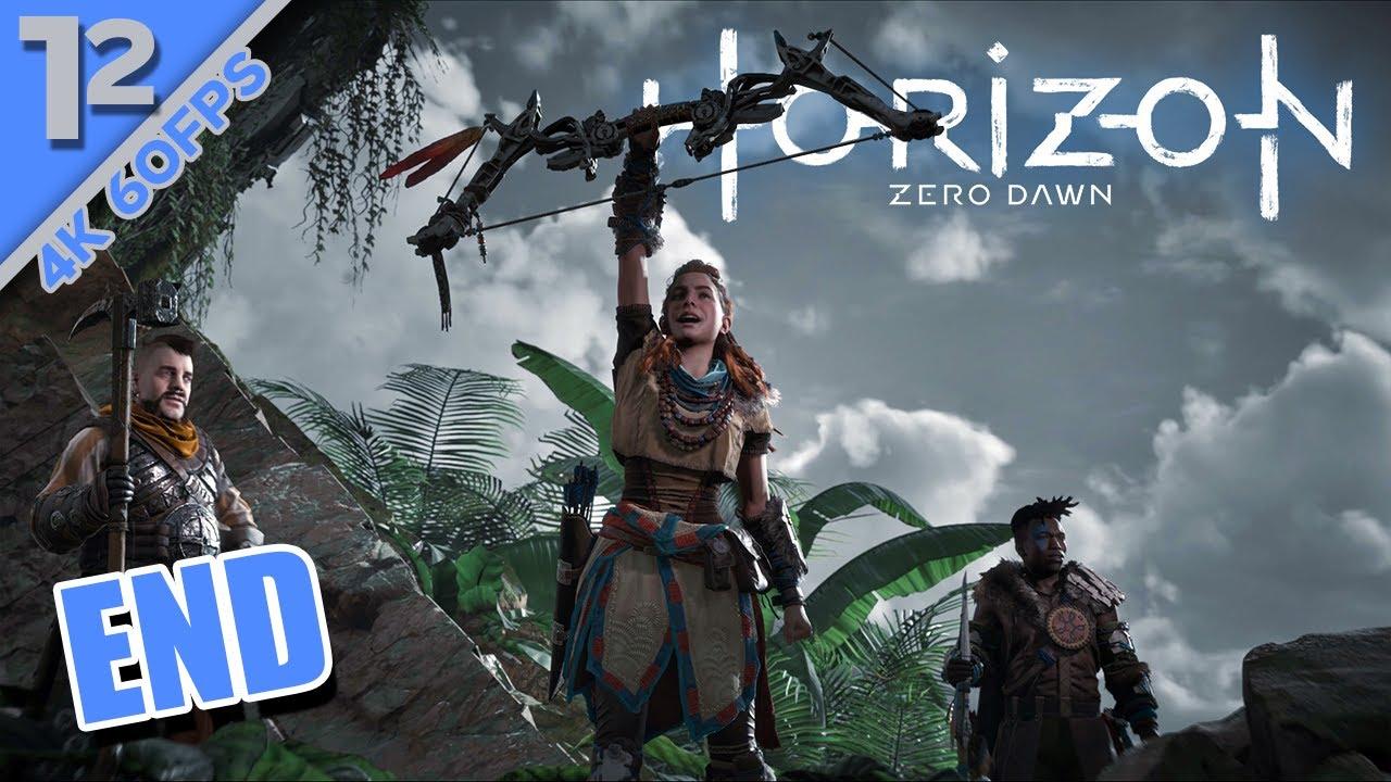 ขอแค่เจอก็สุขใจ - Horizon: Zero Dawn - Part 12(ตอนจบ)