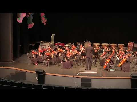Morrill Middle School Orchestra Performs in Heritage Festival 2019