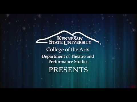 KSU Theater Presents The Snow Queen Promo 2018