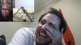 ice jj fish on the floor reaction of reaction video ugf alec music video reviews