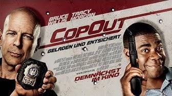COP OUT - GELADEN UND ENTSICHERT - Trailer deutsch
