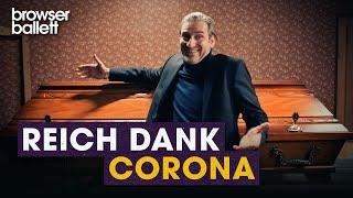 Reich dank Corona