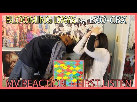'BLOOMING DAY' By EXO-CBX | MV REACTION + ALBUM FIRST LISTEN | KPJAW