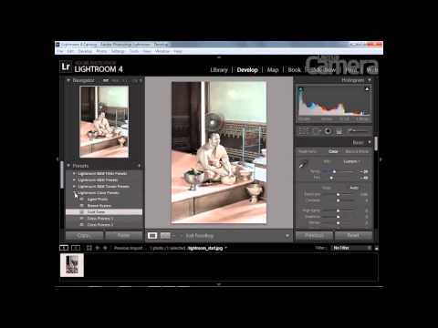Wstęp do edycji zdjęć w programie Lightroom [tutorial]