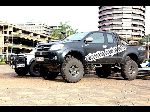 2016 Nairobi Auto Festival, Kenya