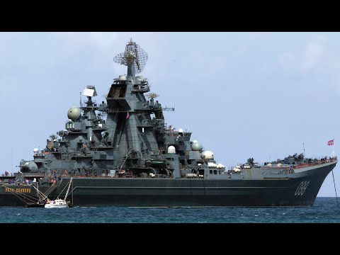 The US Cannot Compete with Russia's Newest Vessel
