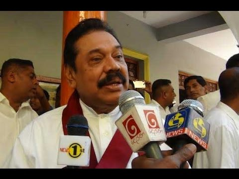 Mahinda to form a new political party?