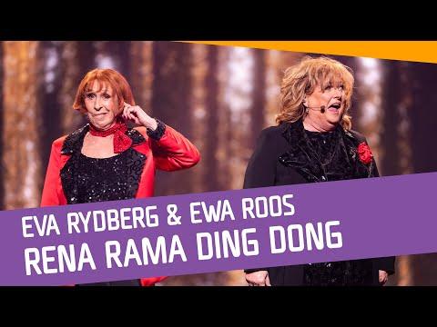 Eva Rydberg & Ewa Roos - Rena rama ding dong