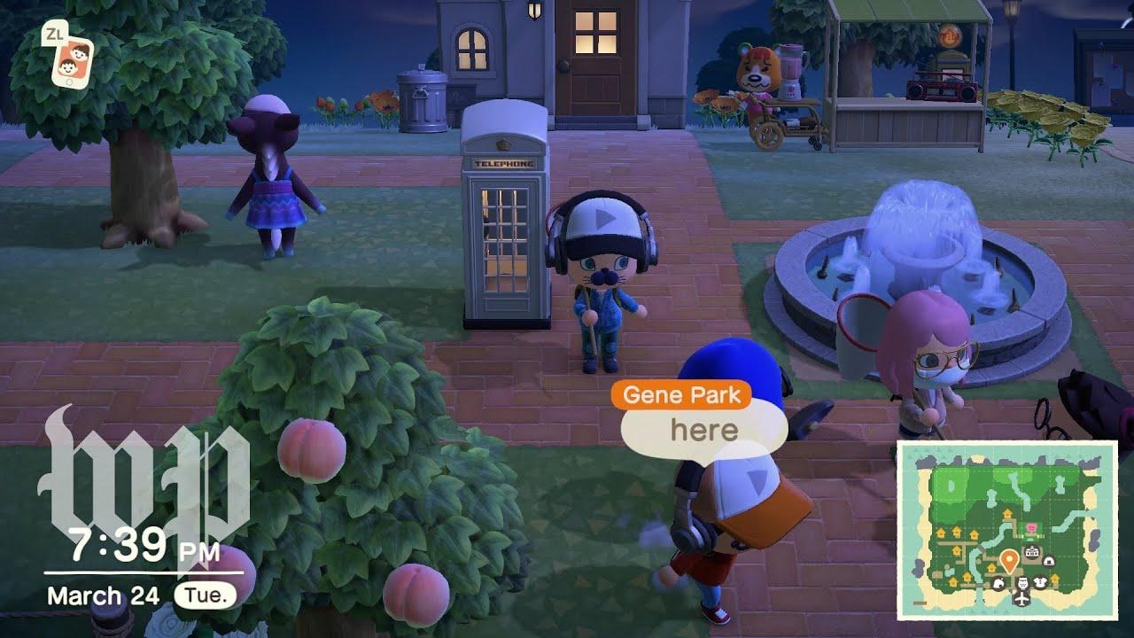 'Animal Crossing: New Horizons' has a big multiplayer problem - Washington Post