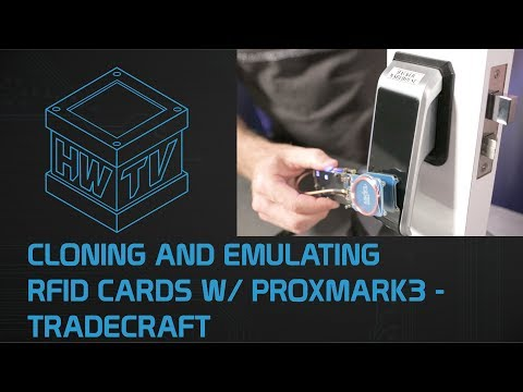 Cloning and Emulating RFID cards with Proxmark3