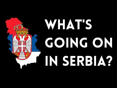What's Going On in SERBIA in 2021? Is it Cheap? Is it Safe?