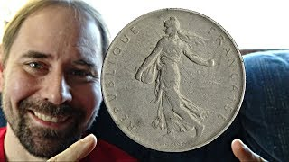 France 1 Franc 1960 Coin Mp3