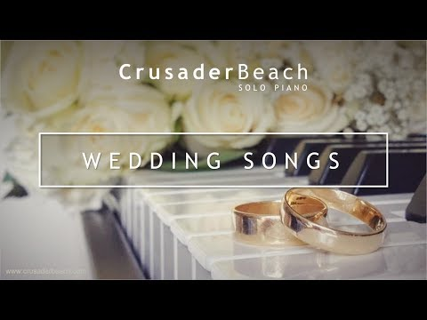 Wedding Songs for Walking Down the Aisle | Wedding Piano Music | Instrumental Wedding Aisle Songs