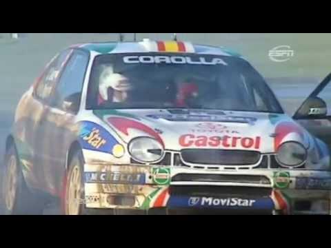 WRC Greatest Drivers Tommi Makinen